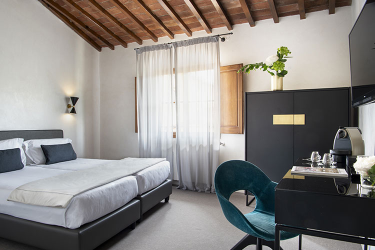 Camera King Classic Horto Hotel Convento Firenze 02