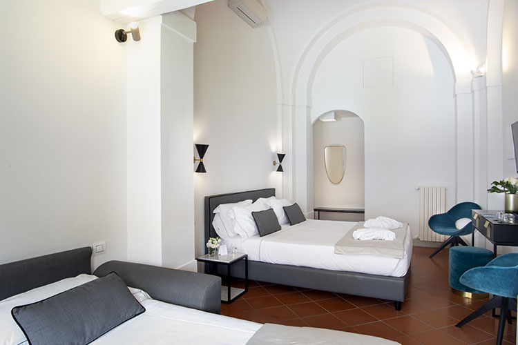 Camera Superior Horto Hotel Convento Firenze 02