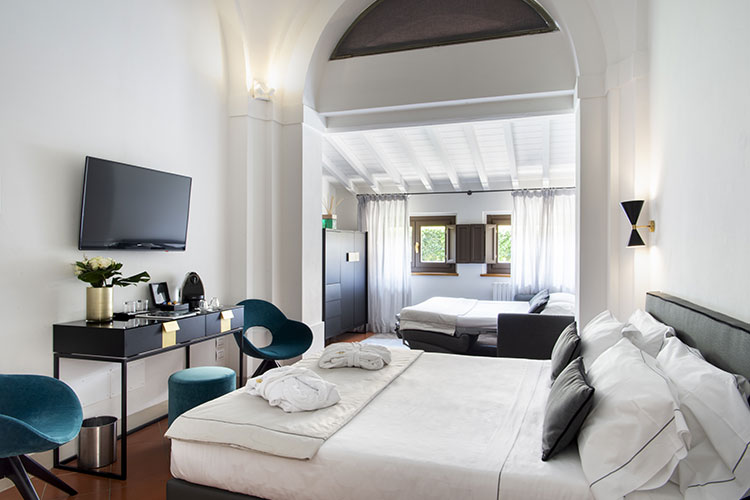 Camera Superior Horto Hotel Convento Firenze 03