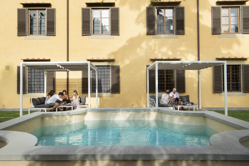 Horto Convento Hotel Con Piscina Firenze